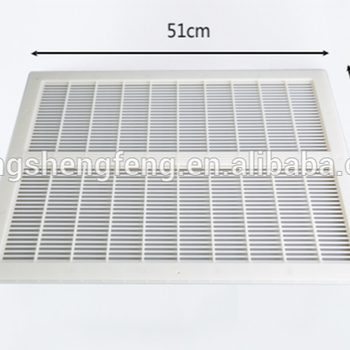 plastic beekeeping tools plastic queen excluder QE-3/4/5 henan manufacturing suppliers