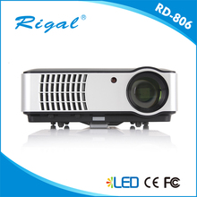 home cinema 3d theater system projector for business, home & education led projector