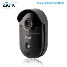 2017 New Password Unlock APP Control Smart Video Wireless Wifi IP Doorbell