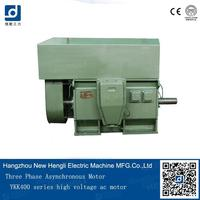 bearing 200kw high voltage ac electric motor