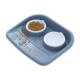 Wholesale Non Slip Plastic Feeding Dishes No Spill Pet Dog Cat Double Food Water Bowl For Cat Dog