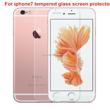 Tempered Glass for iPhone 7 Screen Protector with Retail Package for iPhone 7 Glass Film