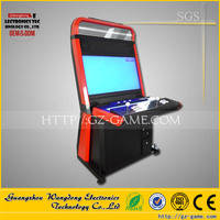 Indoor Arcade cabinet fighting video game Super Street Fighter IV PCB for sale