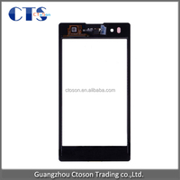 tested replacement wholesale oem mobile phone repair parts for lg prada 3.0 p940 touch screen digitizer with frame good quality