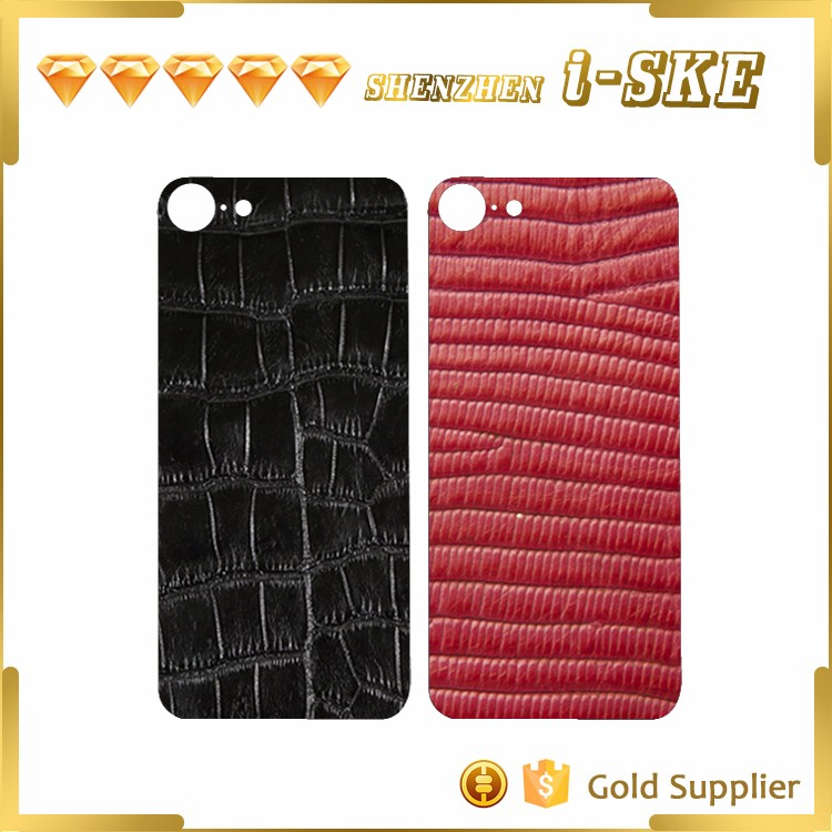 For iphone 7 geniue cow leather skin