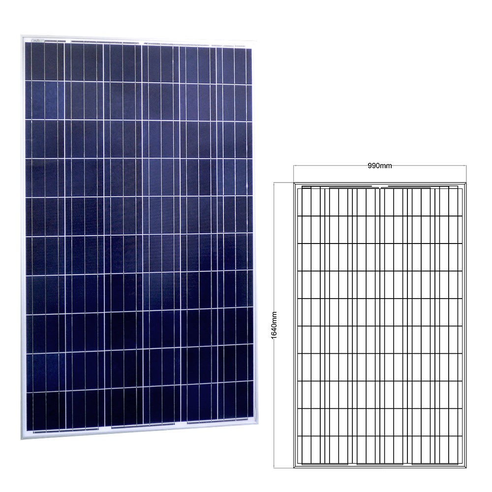 chinese photovoltaic panels price/ pannelli fotovoltaici/ celdas solares 250w