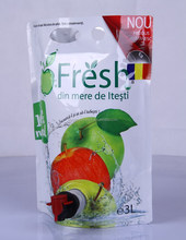 High Quality Custom Printed Aluminum Foil Stand Up Solid Drink/solid Beverage Pouch