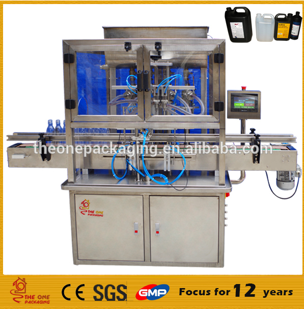 THE ONE CE factory approved abc powder filling machine for filling machine used plastic tube filling and sealing machine