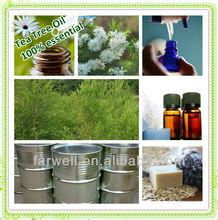 Farwell 100% pure Tea tree oil bulk wholesale(KOSHER)