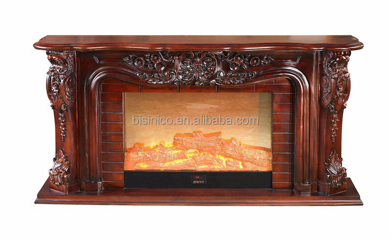 estilo americano antiguo de madera chimenea chimenea elaboradas llama falsos realistas efecto chimenea buy product on alibabacom