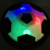 2018 World Cup indoor electric LED plastic air power soccer dish hover soccer ball