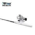 stainless casting foundry sand automatic casting carp fishing rod reel