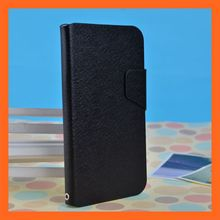 Fly IQ 4410 Black Flip Leather Case For Fly IQ 4410 Case
