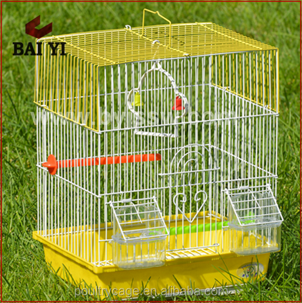 PVC Coated Bird Cage/House For Parrot With High Quality And Cheap Price