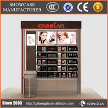 2017 Professional Customized New Design Cosmetic Display Stand For Sale