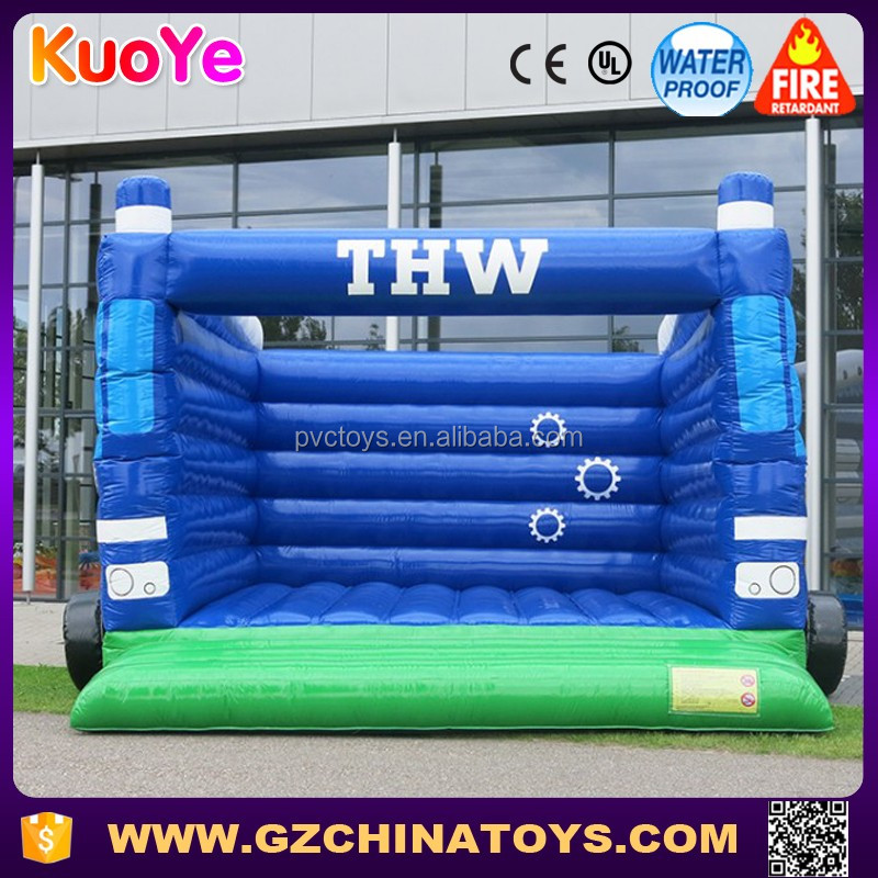 2017 inflatable cars jumping castle with prices