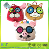 Newest product educational soft washable cute animal design cloth book for baby