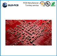 94v0 Printed circuit board assembies, electronic circuit assembly,Shenzhen pcb manufacture