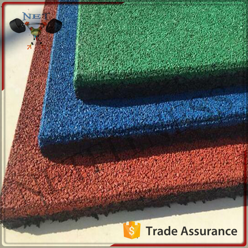 Wholesale Cheap Good Quality Low Price Colors Rubber Gym Flooring