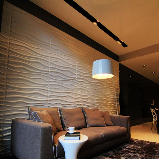 Feature PVC Vinyl Wood Panel Grain 3D Wallpaper Wall Covering Wall Paper Home Decor Background