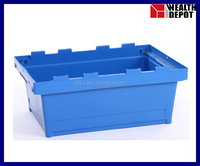 N-6040/260KR Transparent Plastic Packaging Box without Lids