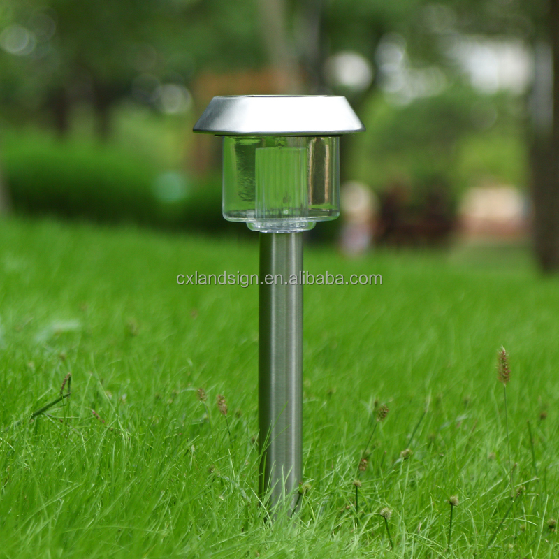 Solar Pathway Lights Solar Path Patio Yard Waterproof LED Outdoor Lamp