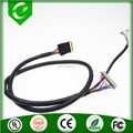 Customized wire lvds cable DF13 PH2.0 to I-pex 20455 flat cable for laptop