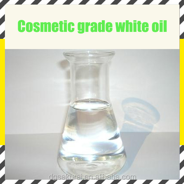 Cosmetic White Mineral Oil