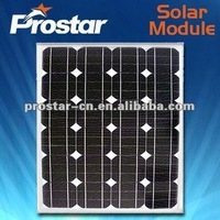 high quality poly module solar power station