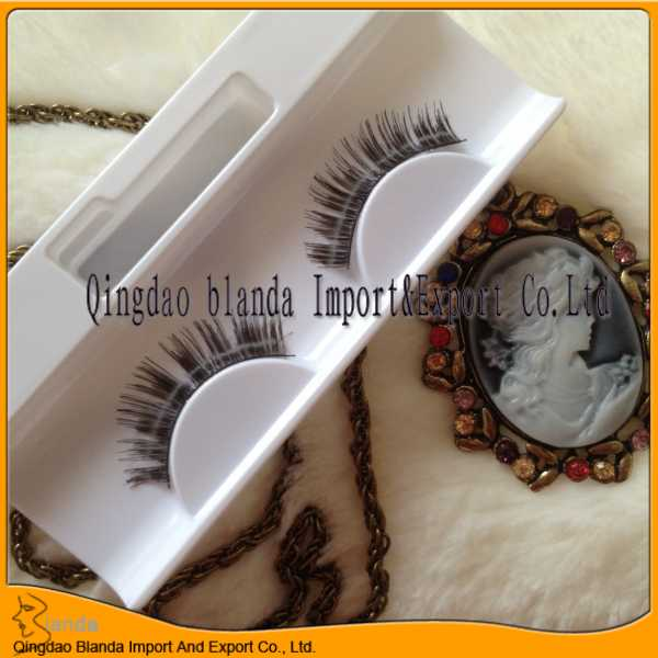 hot selling ,new design fake eyelash false eyelash , 3D 100% mink eyelash,NEW STYLE 2017