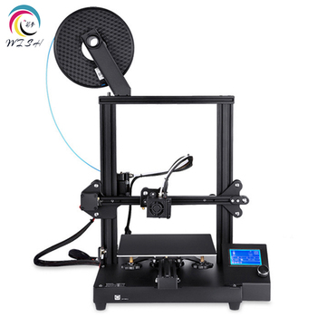Big Size FFF Fdm Dual Head Desktop Machine Kit Diy Large 3D Printer