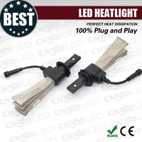 two pcs led head light for ATV hot sale h7 led headlight 5000lumen