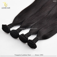 100% Human Hair Top Quality No Shedding No Tangle Full Cuticle Dyeable drop ship hair