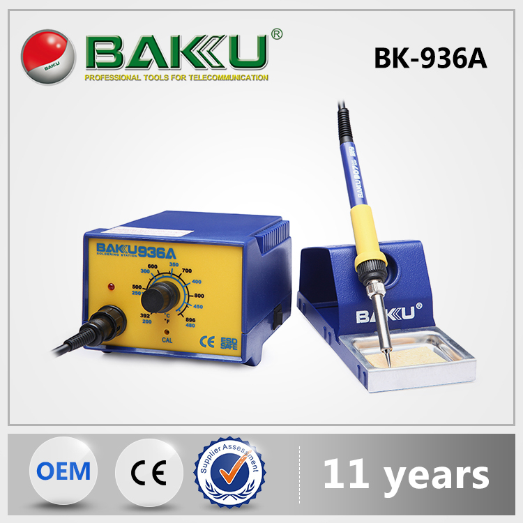 BAKU Mini Hot Air Soldering iron Anti-static Soldering Stations BK-936A
