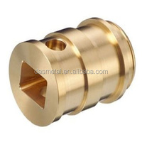Custom Cnc Lathe Brass Machining Parts for autobike By Shanghai Manufacture