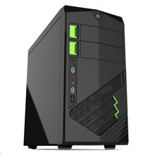 High Quality 0.5mm SECC Computer Case Tower with USB2.0