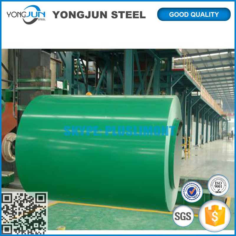 Color Coated Galvalume Steel PPGI PPGL Metal Coil