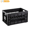 Cheap PE plastic crate mold for household product