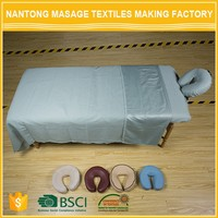 Chinese Supplier High Quality Massage Bed Sheet Bedding Set