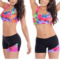 Dry fit sublimation printed wholesale sports clothing,sports apparel,sport clothes
