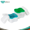 tooth shape health clean denture box for 2015