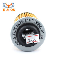 Auto oil filter PF2129/25177917 for V6 engine