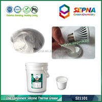 SI1101 silicone thermal grease for led ceiling light