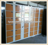 36 Doors hot sale digital safe locker