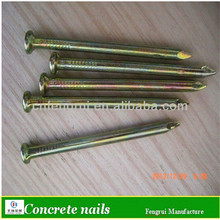 White Steel Concrete Nails/Steel Nails China