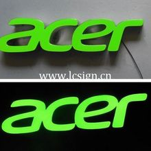 2014 new product DIY led channel letter outdoor advertising