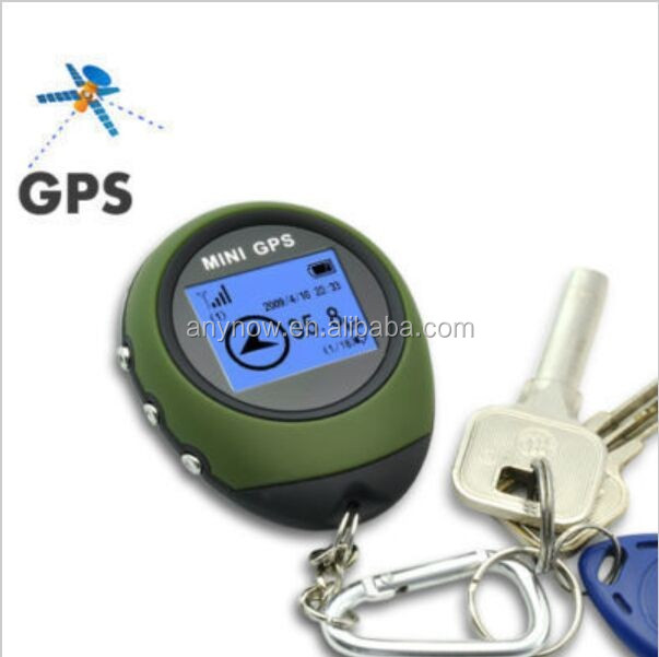 Outdoor sport Mini GPS Location finder with geographic coordinates