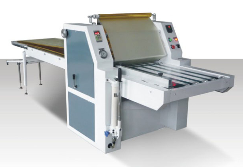 ZX-720A paper flower gilding press machine