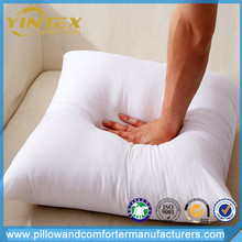 Best Gift for family friends hypoallergenic inflatable wholesale hotel home hospital custom polyester pillow