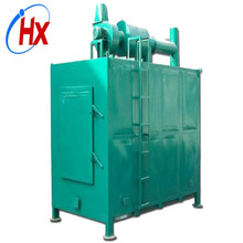 High efficiency hardwood sawdust briquette charcoal making machine price